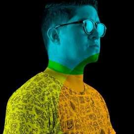 Retrato de Javier Santana Martinez