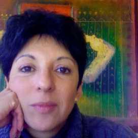 Retrato de Mªdel Carmen Szymanski