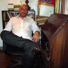 Retrato de Daniel Mario Rodriguez Pera