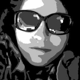Retrato de Elisa Aguilera