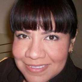 Retrato de Ligia Cortés