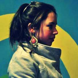 Retrato de Erika Grimoldi