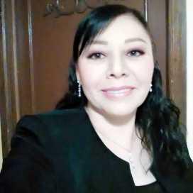 Retrato de Rosalinda Alcázar R