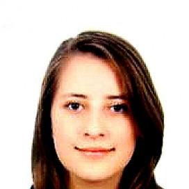 Retrato de Angélica Vásquez Cárdenas