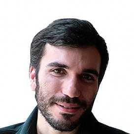 Retrato de Ivan Cosentino