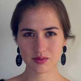 Retrato de Paula Burgos