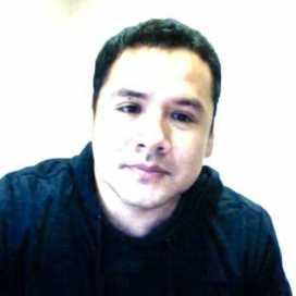 Retrato de Esteban Alfredo Mamani Ramírez