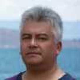 Retrato de Freddy Garcia