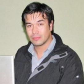 Retrato de Mauricio Canales