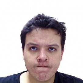 Retrato de Ricardo Pedraza Mena