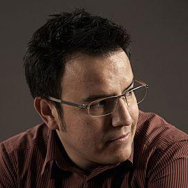 Retrato de Eric Olivares