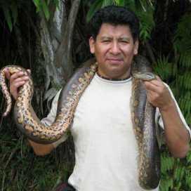 Retrato de Luis Ramos