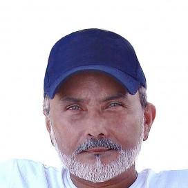 Retrato de Edgar Augusto Galavis Añez