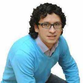 Retrato de Nelson Enrique Salcedo Sierra