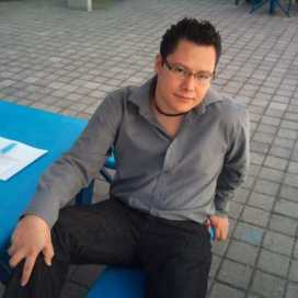Retrato de Edgar Cruz