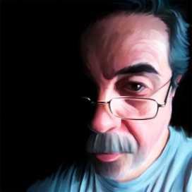 Retrato de Luis Ferrera