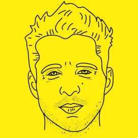 Retrato de Nahuel Morend