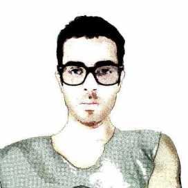 Retrato de Daniel Mosquera