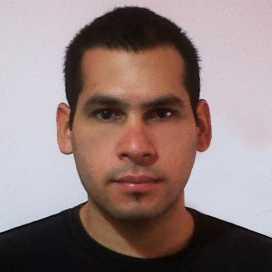 Retrato de Rodrigo Manuel Salina Núñez
