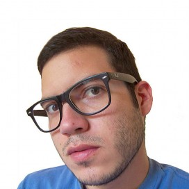 Retrato de Rodrigo Trejo