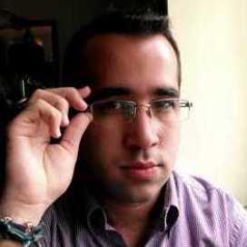 Retrato de Luis Esteves