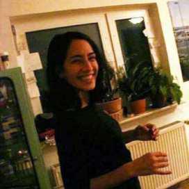 Retrato de Debora Ledesma