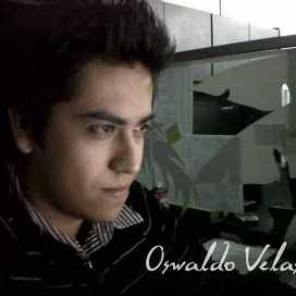 Retrato de Oswaldo Velasco