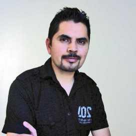 Retrato de Francisco Garcia Medrano