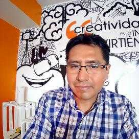 Retrato de Juan Carlos Jiménez Méndez