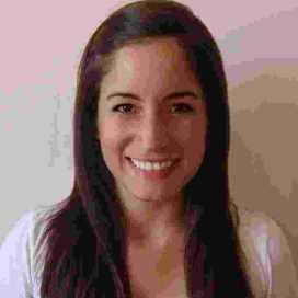 Retrato de Erika Suárez