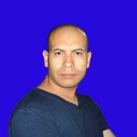 Retrato de Peter Giovanni Melo Florez
