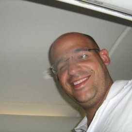Retrato de Pablo Rodriguez
