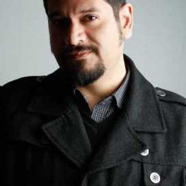 Retrato de Marcelo Espinoza