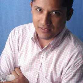 Retrato de Benjamín García