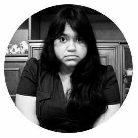 Retrato de Brianda Vargas
