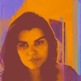 Retrato de Kattia Briceño