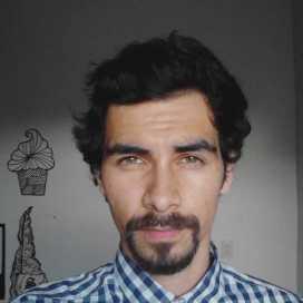 Retrato de Christian Armando Gómez Sillas