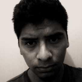 Retrato de Jahir Morales
