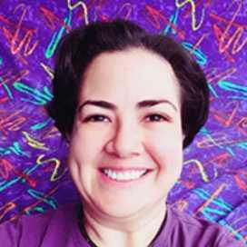 Retrato de Rosalyth Rodríguez López