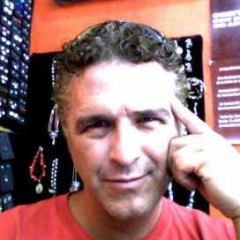 Retrato de Alejandro Rene Robles Dávila