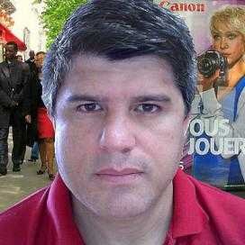 Retrato de Rafael Esquivel Salgado