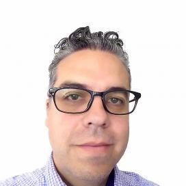 Retrato de Ricardo Rivadeneira Velásquez