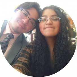 Retrato de Lupita Mendoza