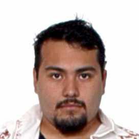 Retrato de Hector Torres