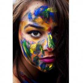 Retrato de Orietta Abad