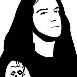 Retrato de Jonathan López