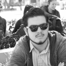 Retrato de Gabo Miramontes