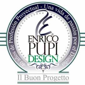 Retrato de Enrico Pupi Piagentini