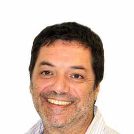 Retrato de Carlos Caram