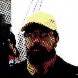 Retrato de Elkin Ramiro Gaviria Rojo